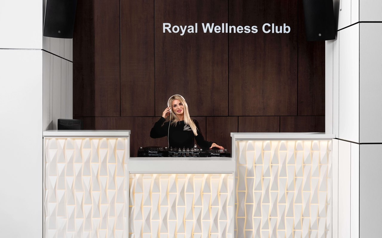 Royal Wellness Club
